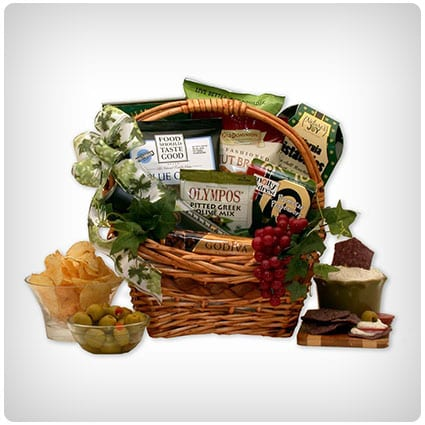 22 best gluten free gift baskets that are actually delicious gluten free gourmet gift basket negle Choice Image