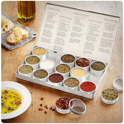 Gourmet Oil Dipping Spice Kit