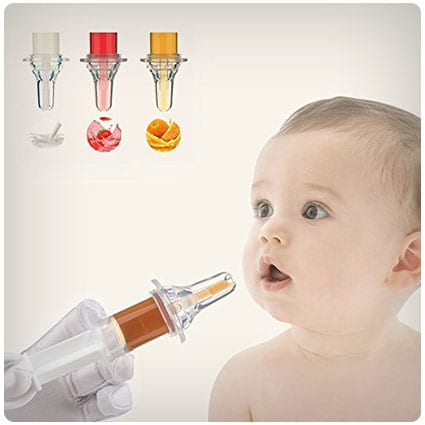 HaloVa Baby Medicine Dispenser