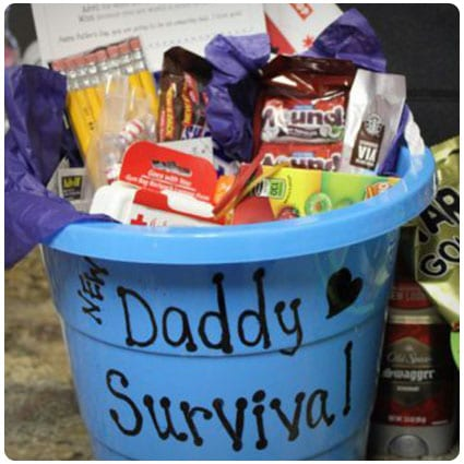 How to Create the Ultimate New Dad Survival Kit