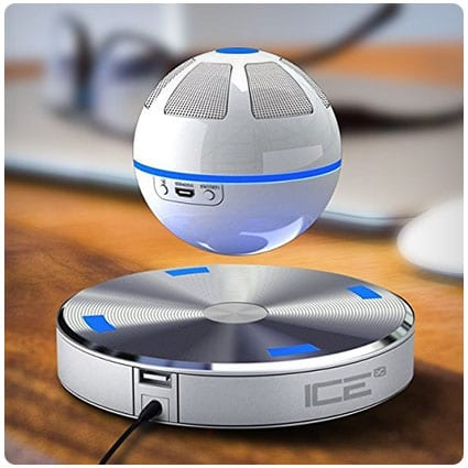 Ice Orb Levitating/Floating Wireless Bluetooth Speaker