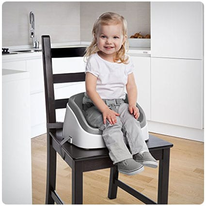 Ingenuity Smartclean Toddler Booster