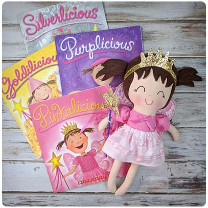 Pinkalicious Doll Set A Perfect Birthday Gift For 2 Year Olds