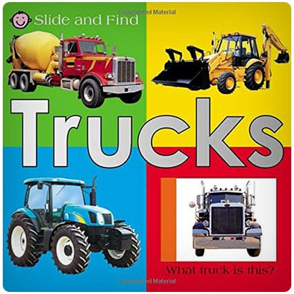 Slide and Find Trucks
