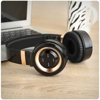 Sound Intone Wireless Headphones with Microphone