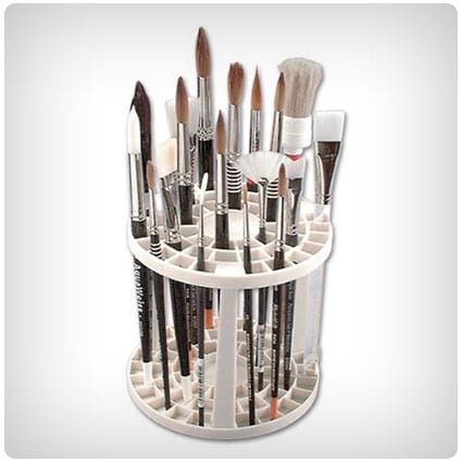 The Brush Crate Makeup Brush Holder