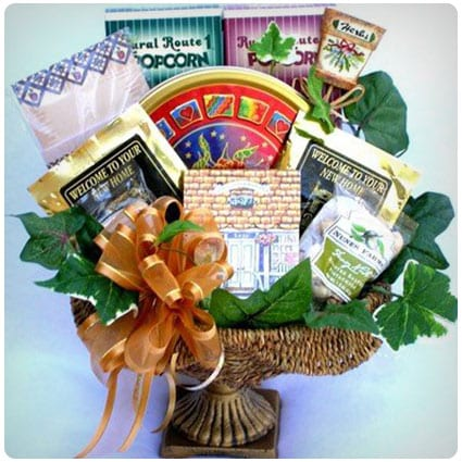 Welcome to the Neighborhood! Gift Basket