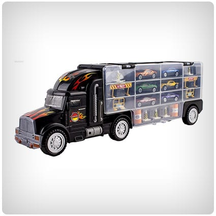 WolVol Transport Car Carrier Truck Toy