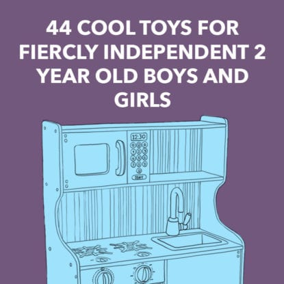 Cool Toys for 2 Year Olds