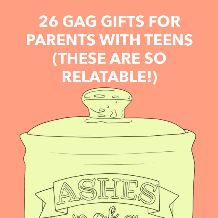 Gifts for Parents with Teens