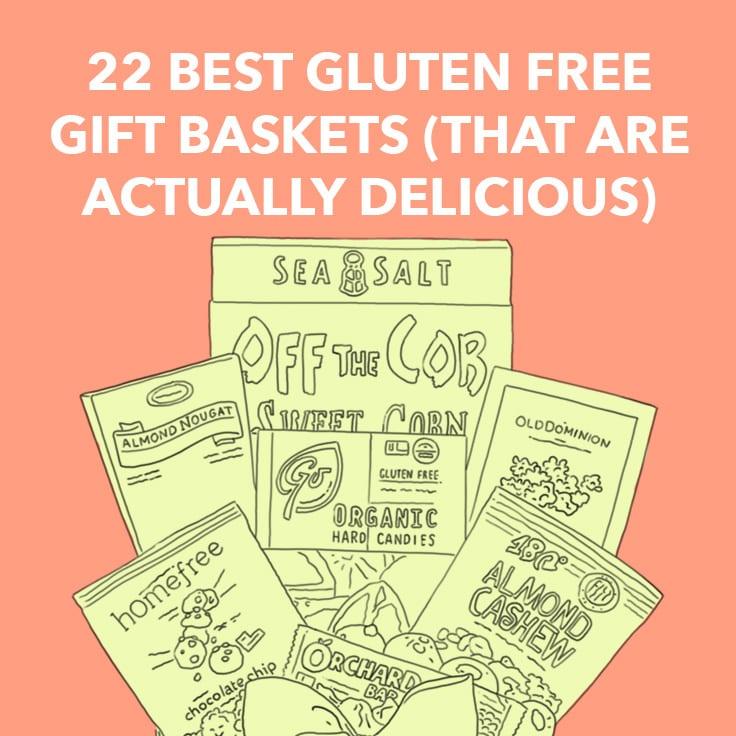22 best gluten free gift baskets that are actually delicious 22 best gluten free gift baskets that are actually delicious dodo burd negle Gallery