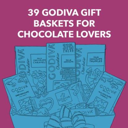 Godiva Gift Baskets