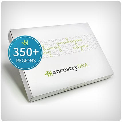 DNA Ancestry Test Kit