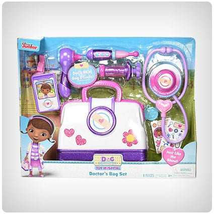 Doc McStuffins Just Play Hospital Doctor's Bag Set