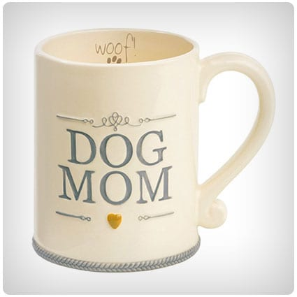 Dog Mom Ceramic Coffee Mug