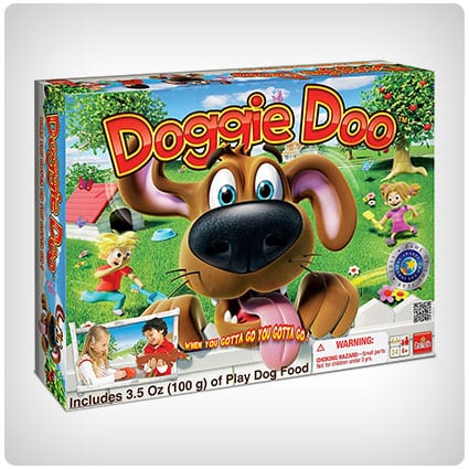 Doggie Doo Famous Dog Poop Game