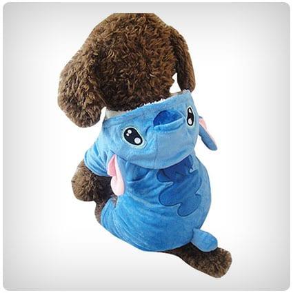 Gimilife Disney Stitch Pet Custume & 60 Cutest Dog Costumes of All-Time - Hilarious Dog Halloween Costume ...