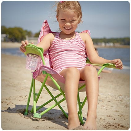 Melissa & Doug Folding Lawn Chair
