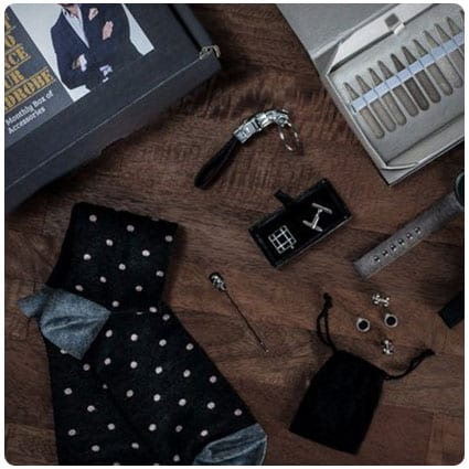 Men's Accessories Box
