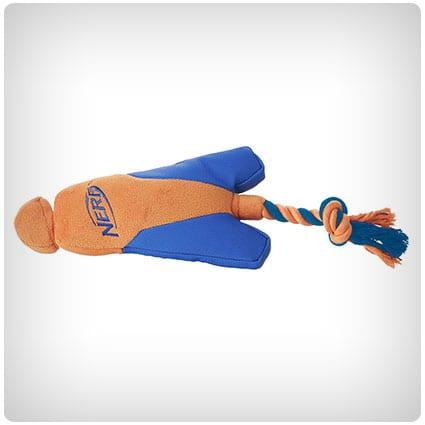 Nerf Dog UltraPlush Trackshot Arrowhead Launcher