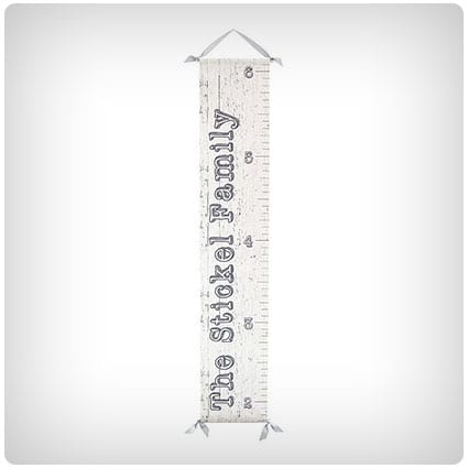 Personalized Family Growth Chart