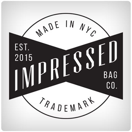 Preseton Bag from Impressed Bag Co