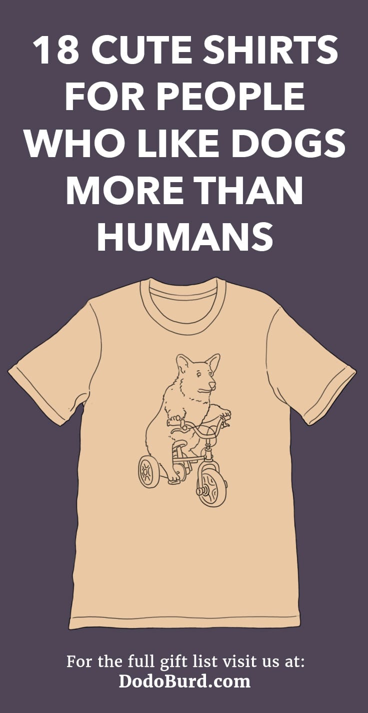From a Rottweiler on a trike to a Black Lab on a bike, these cute shirts are a must-have.