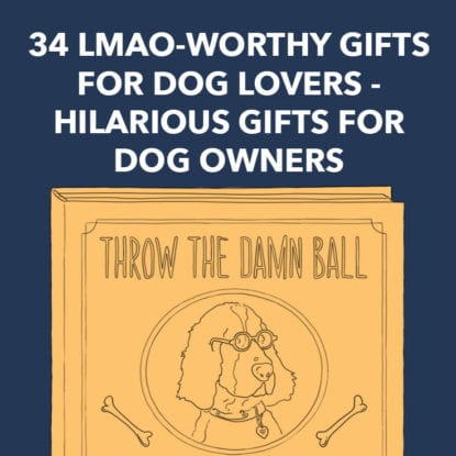 Funny Dog Gifts