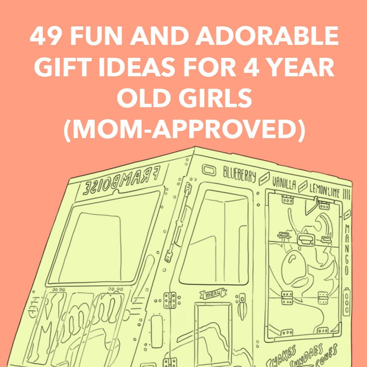Gifts For 4 Year Old Girls