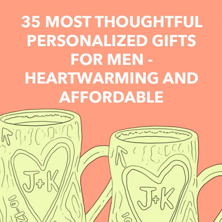 Personalized Gifts For Men