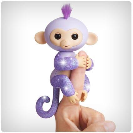 Fingerlings Glitter Monkey