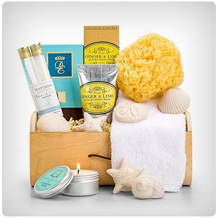 Beach Spa Crate