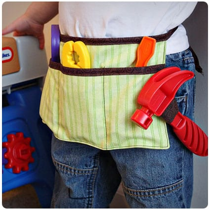 Diy Child's Tool Belt