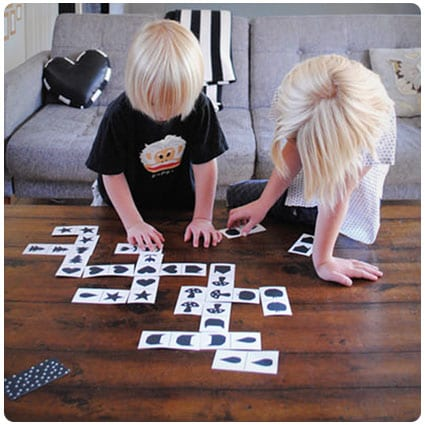 Diy Dominoes Activity For Kids
