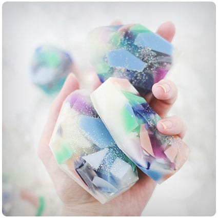Diy Gemstone Soap