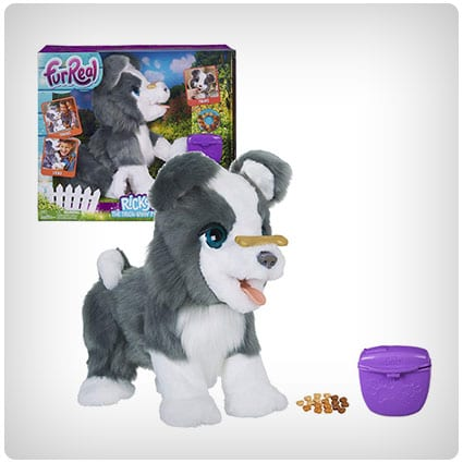 FurReal Friends Ricky Trick-Lovin' Interactive Plush