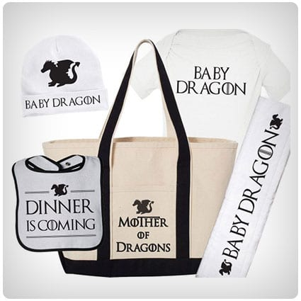 Game of Thrones Baby Gift Set