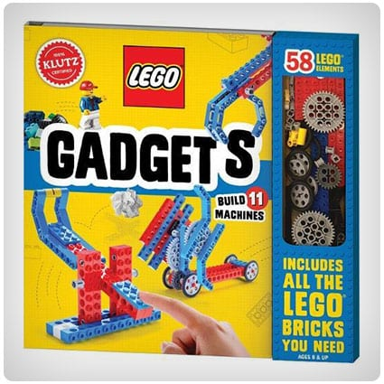 Klutz Lego Gadgets Activity Kit