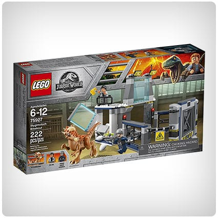 LEGO Jurassic World Stygimoloch Breakout Building Kit