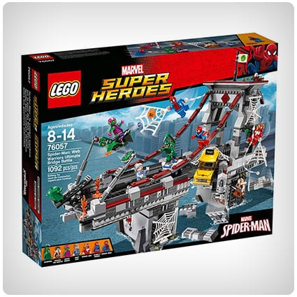 LEGO Marvel Super Heroes Spider-Man Ultimate Bridge