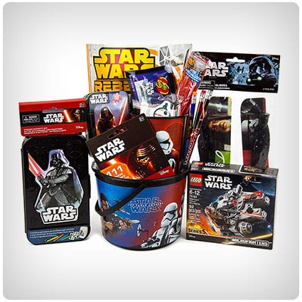 LEGO Star Wars Gift Basket