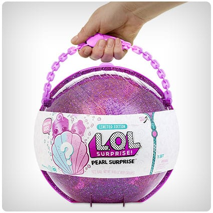 L.O.L. Surprise! Pearl Unwrapping Toy
