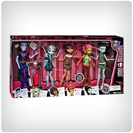Monster High Student Disembody Council Doll Set