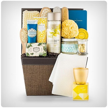 Opulent Spa Basket