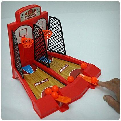 PDesktop Basketball Game