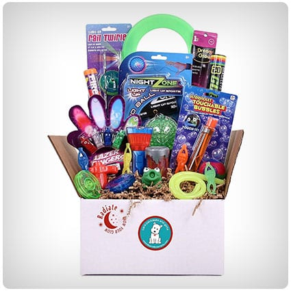 Radiate Glow in the Dark Gift Basket