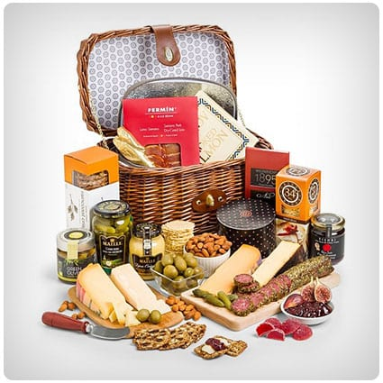 Select Charcuterie And Gourmet Cheese Hamper