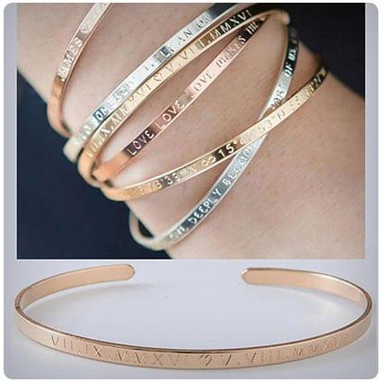 Skinny Cuff Bracelet