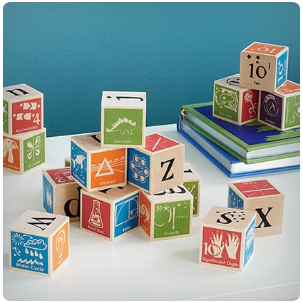 Super Nerdy Abc Blocks