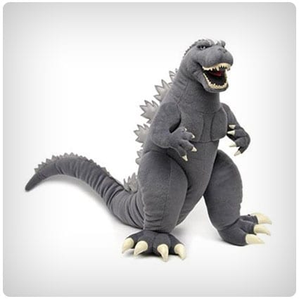 Toy Vault Supersized Godzilla Plush Toy